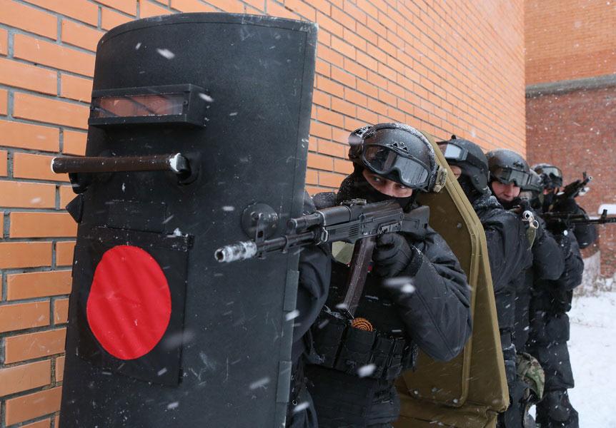Антитеррористическая безопасность многоквартирных домов