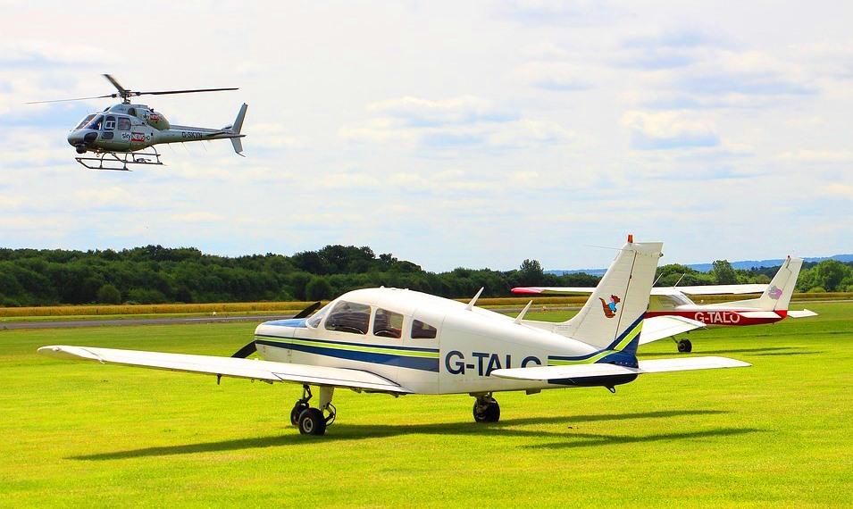 Паспорт обеспечения транспортной безопасности транспортного средства Росавиации, вертолеты и самолеты малой авиации
