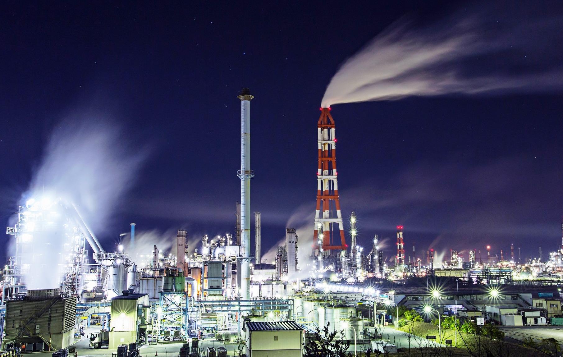 Категорирование объектов промышленности - компания Росбезопасность